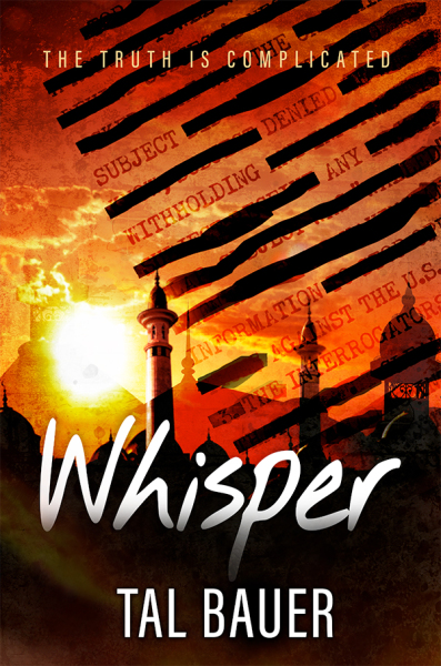 Whisper Ebook Cover